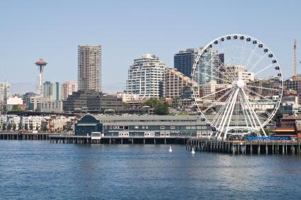 Seattle Tours Seattle Duck Tour Seattle Center Usa