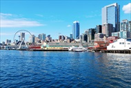 Photo of Seattle | High-Speed Passenger Ferry Service From Seattle, Washington to Victoria, British Columbia (High Season)