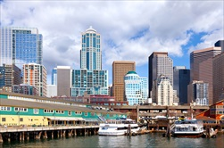 Photo of Seattle | High-Speed Passenger Ferry Service From Seattle, Washington to Victoria, British Columbia (Low Season)