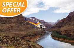 Photo of Sedona & Flagstaff | Grand Canyon Tour and Helicopter Flight with Maswik Lodge Lunch