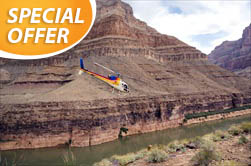 Photo of Sedona & Flagstaff | Grand Canyon Tour and Helicopter Flight with Gourmet El Tovar Lunch