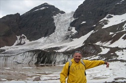 Santiago | Chile | Chile glacier tour Chile hot springs tour Chile glacier hike Chile hot springs hike