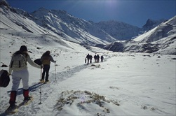 Santiago | Chile | Santiago Tour Santiago Hiking Tour Santiago Snow Hiking Tour Andes Hiking Tour
